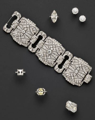 Nothing heavier than a diamond my antique jewelry career for Estate jewelry los angeles