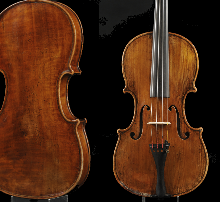 Lorenzo Ventapane violin