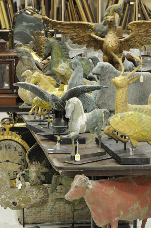 Antique Weathervanes