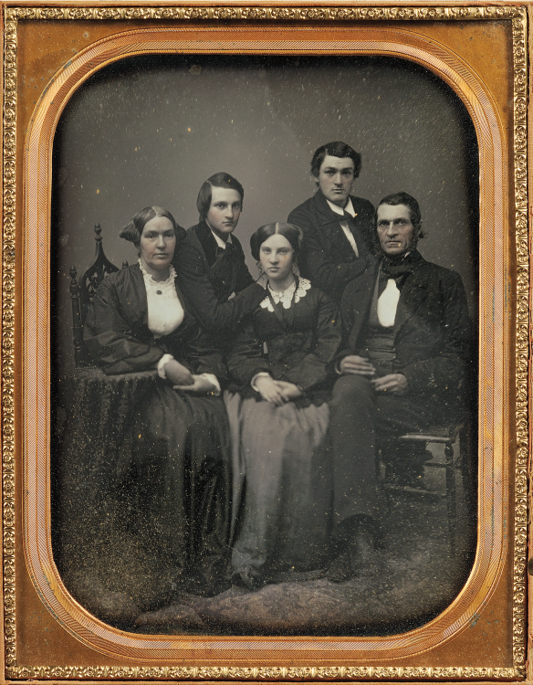 Daguerreotypes | Early Photography