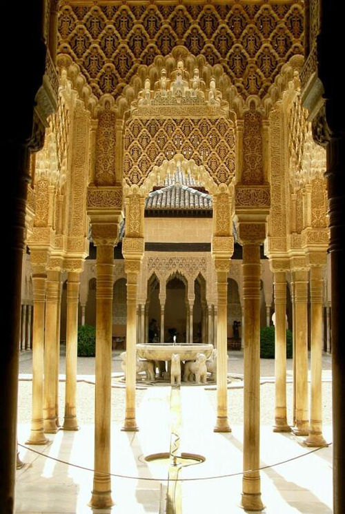 alhambra muslim personals Continue reading inside the alhambra skip to content  empires that ruled the andalusian region dating back to the  ended muslim rule in the .