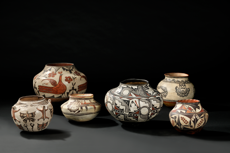 American Indian Southwest Pottery