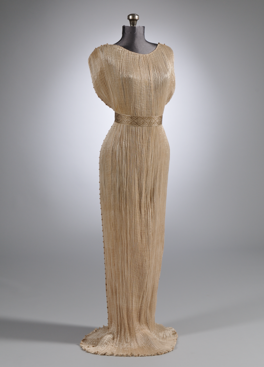 Mariano Fortuny | Delphos Gown
