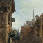 Carl Spitzweg (German, 1808-1885), Ein Hypochonder (Erst Fassung) (Lot   340, Estimate $25,000-$30,000)