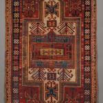 Kazak Rug, Southwest Caucasus (Lot 847, Estimate $400-$600)