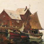 Anthony Thieme (American, 1888-1954), Motif #1 (Lot 683, Estimate $20,000-$30,000)