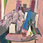 Karl Knaths (American, 1891-1971), Lilacs (Lot 786, Estimate $20,000-$30,000)