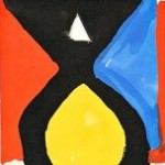 Alexander Calder (American, 1898-1976), Arrow Left, 1971 (Lot 817, Estimate   $30,000-$50,000)