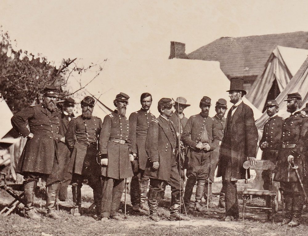 Gardner, Alexander (1821-1882) Photographic Sketch Book of the War. Washington, D.C.: Philp & Solomons, [1866] (Lot 140, Estimate $150,000-$170,000)