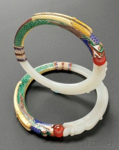 Rare art deco jewelry marie zimmermann auction in for The jewelry and metalwork of marie zimmermann