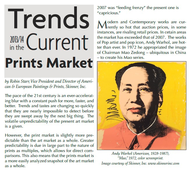 Journal of the Print World, January 2014
