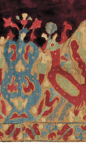 Greek Island Embroidery, Epirus, early 18th century (Lot 139: Estimate $5,000-$7,000)
