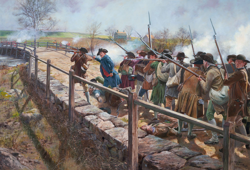 American Revolutionary War History What Happened To The