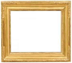 Fine art gold frame