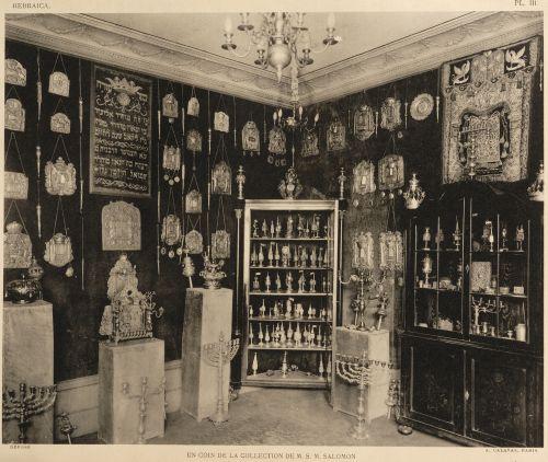 Antique Judaica, Salomon collection