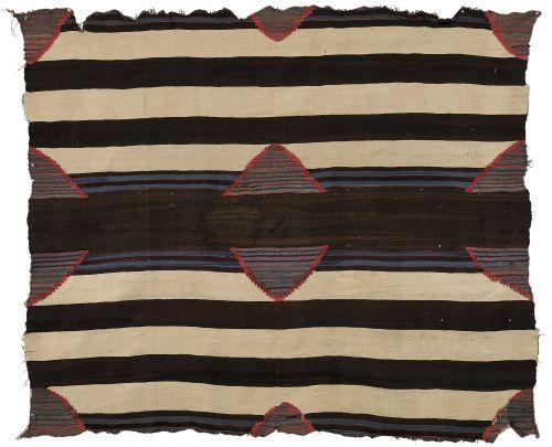 Navajo Weaving Third Phase Chief's Blanket