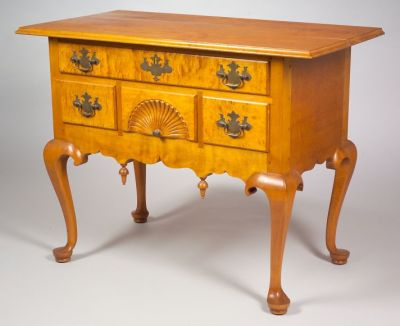 Wallace Nutting Lowboy #691 - Affordable American Antique Furniture The Case For Reproductions