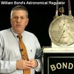 William Bond Astronomical Regulator No 396