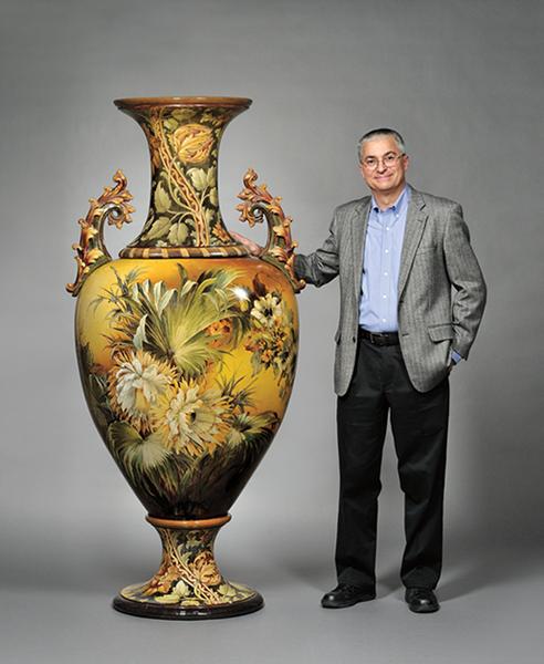 Antique Royal Doulton Vase Auction At Skinner Skinner Inc