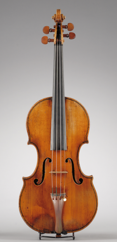 Mantua School Violin by Balestrieri