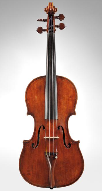 Mantua School violin by Scarampella