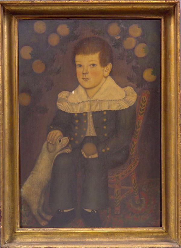 Portrait of Edward Reed Dorr