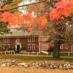 Wayside Inn in Autumn