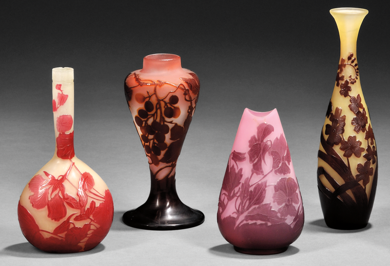 Emile Galle And The Lasting Appeal Of Art Nouveau Glass