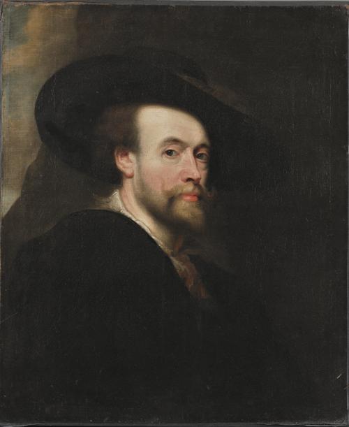 Copy of a Self-Portrait by Rubens
