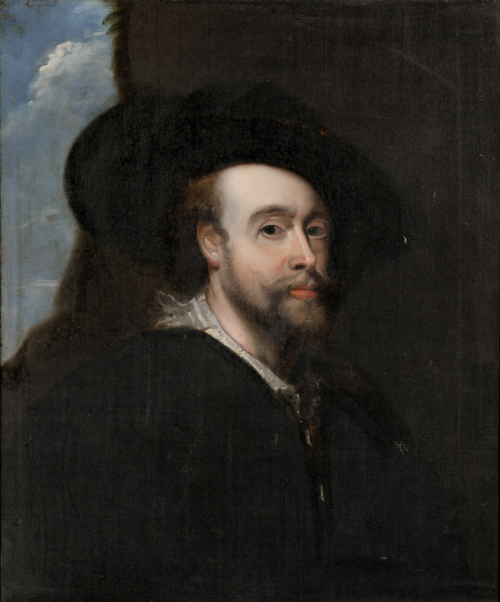 Rubens Paintings | The Story of Three Self-Portrait Copies