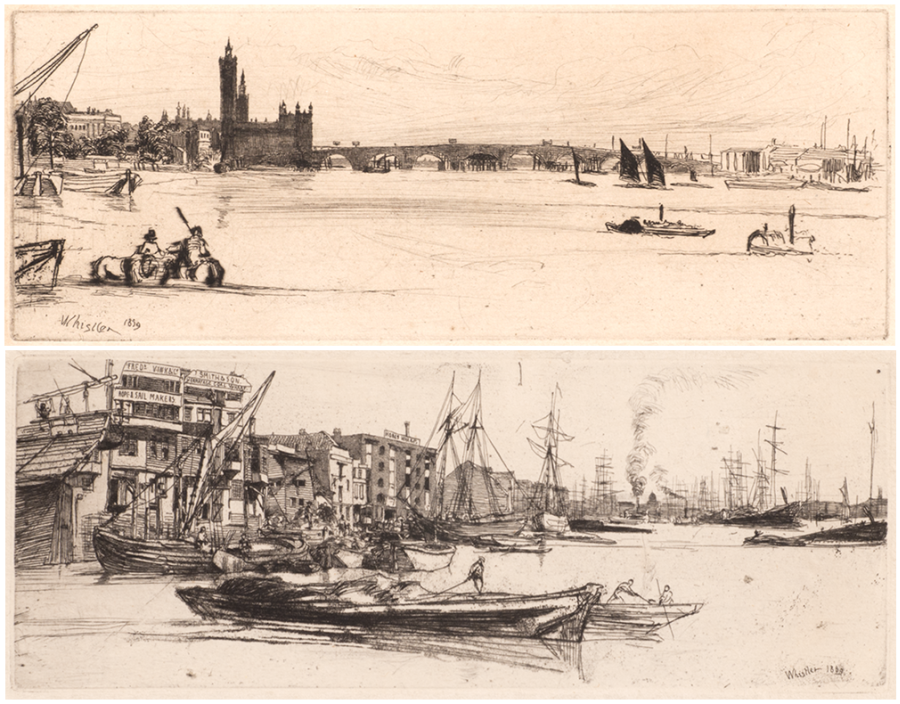 Whistler, Thames View