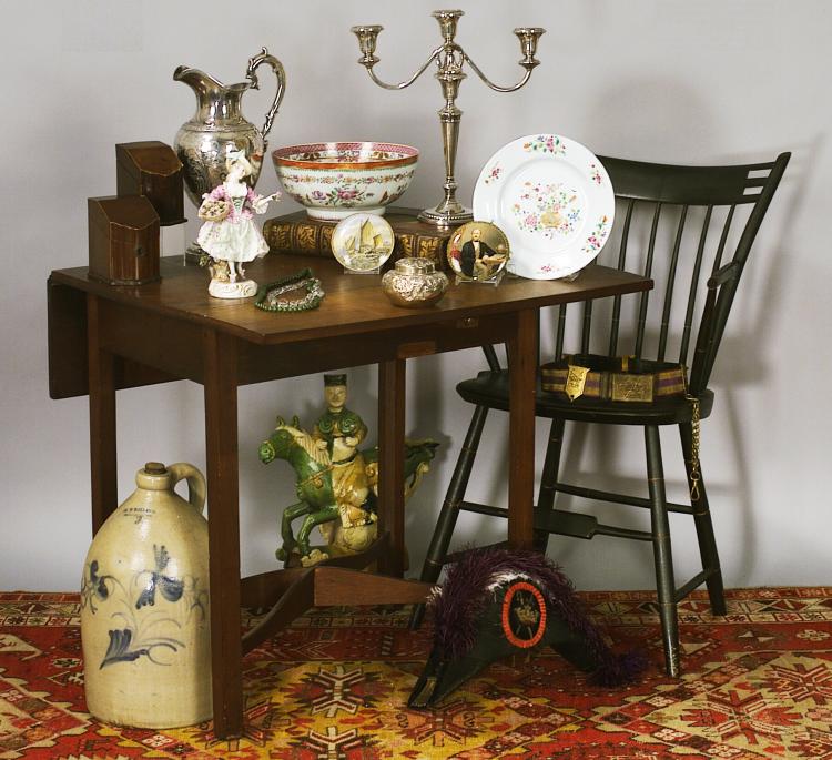 Online bidding antiques