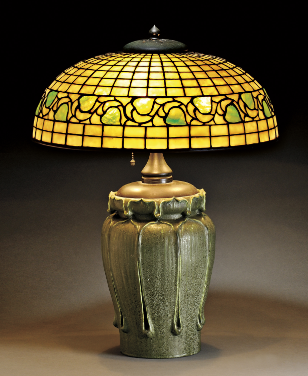 Arts And Crafts Movement Lamps