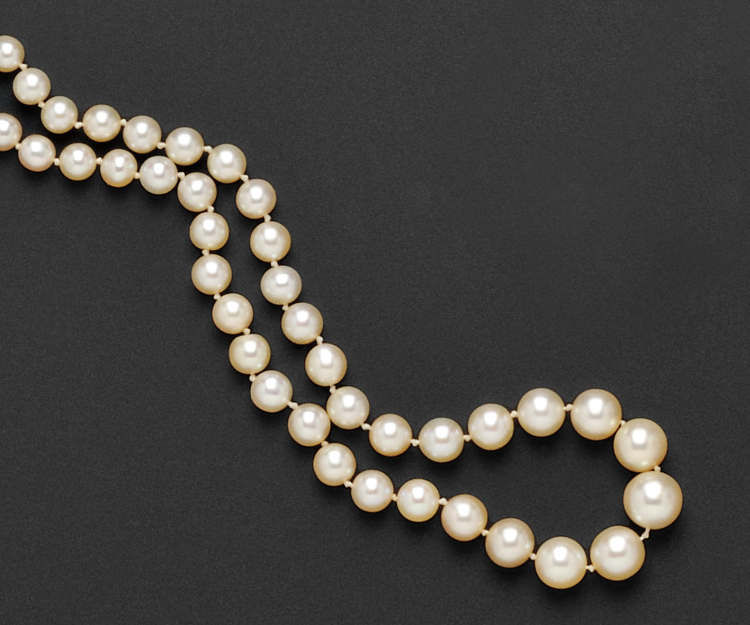 Jewelry Trends   Natural Pearls