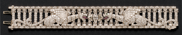 Fine Art Auction Highlights | Art Deco Jewelry
