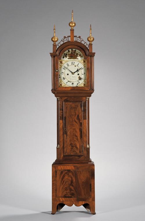Fine Art Auctions Highlights | Dwarf Clock