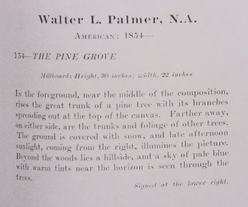 Walter Palmer Painting   Figure 2
