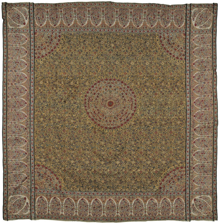 Kashmir Moon Shawl | Auction Record