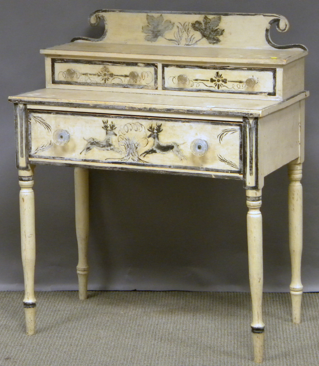 Discovery Auction | Estate of Susan Parrish | Federal Pine Dressing Table