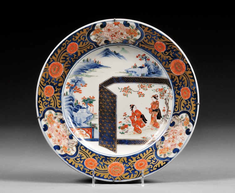 Japanese Art | Ko-Imari Dish