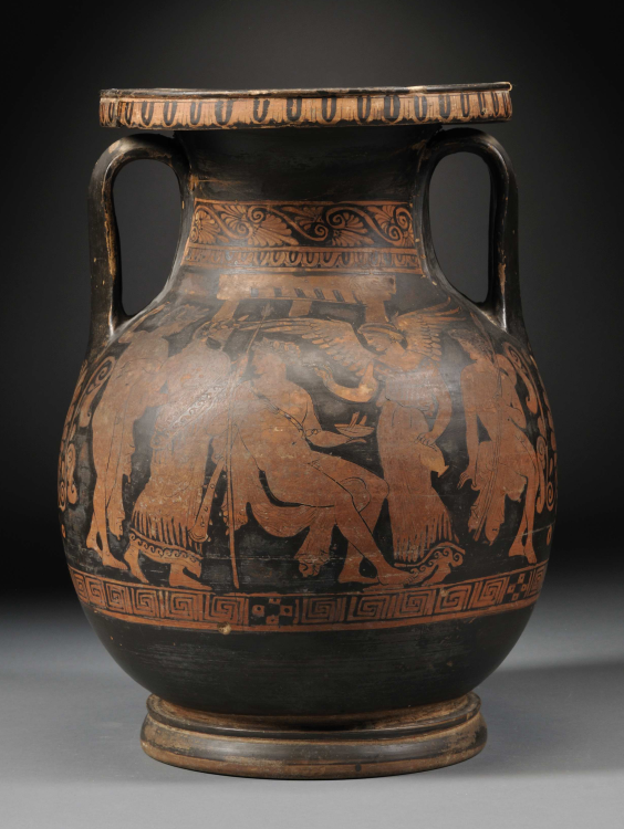 Wedgwood And Antiquities How Ancient Greek Vases Inspired Wedgwood