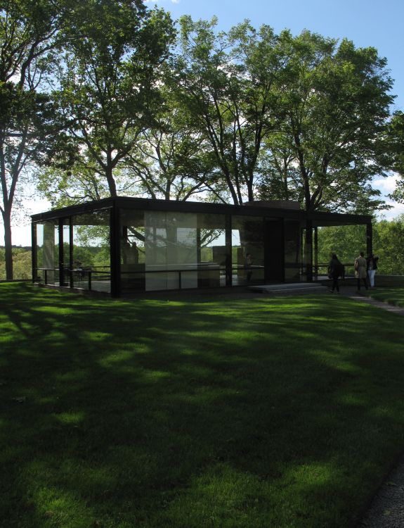 Tour the Philip Johnson Glass House | An Icon of Mid-Century Modern ...