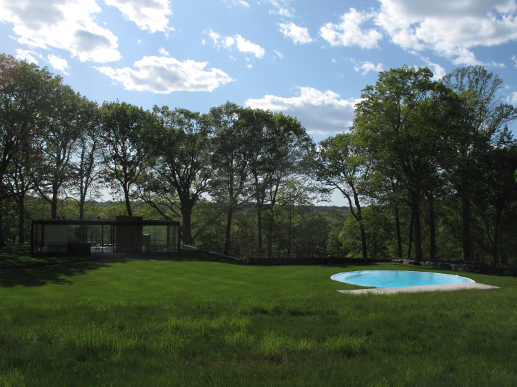 Philip Johnson | Glass House