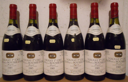 Online Wine Auction | Burgundy Wine