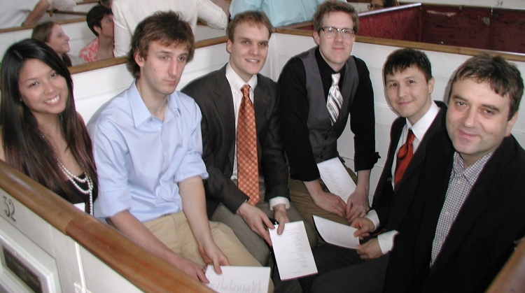 North Bennet Street School Graduates