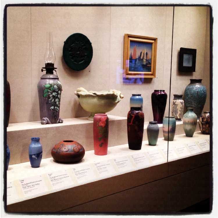 Cincinnati Art Museum | Rookwood Pottery