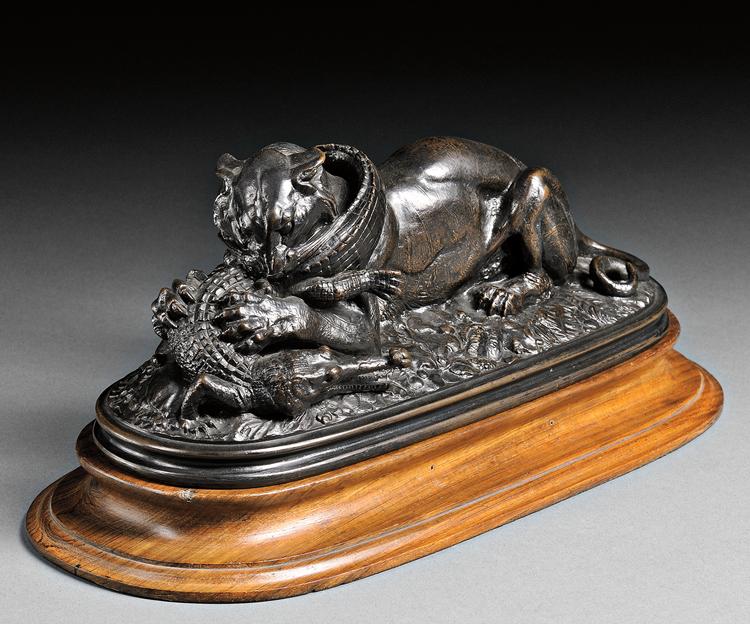 Antoine-Louis Barye | Bronze Sculpture