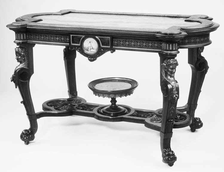 Victorian Furniture | Rosewood Table