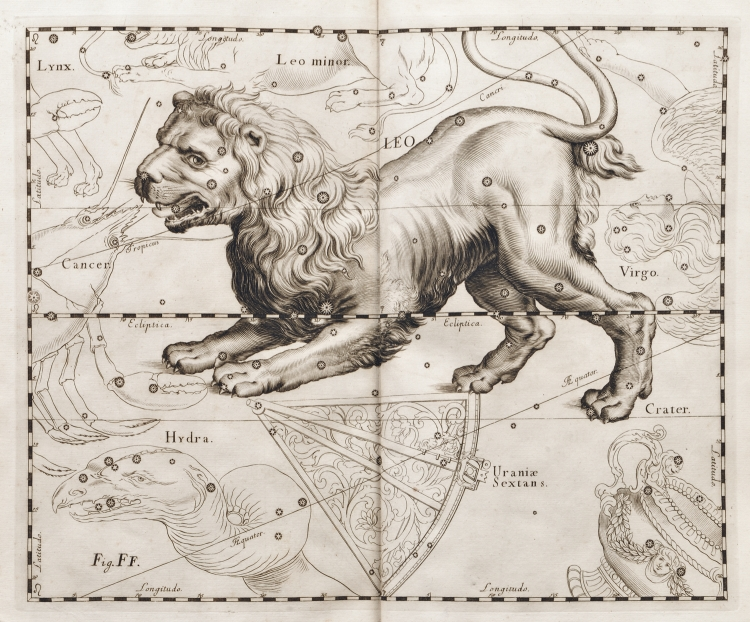 Rare Book Auction | Prodromus Astronomiae by Hevelius