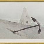 Andrew Newell Wyeth (American, 1917-2009) Sea Running, 1978 (Lot 511, Estimate $800-$1,000)